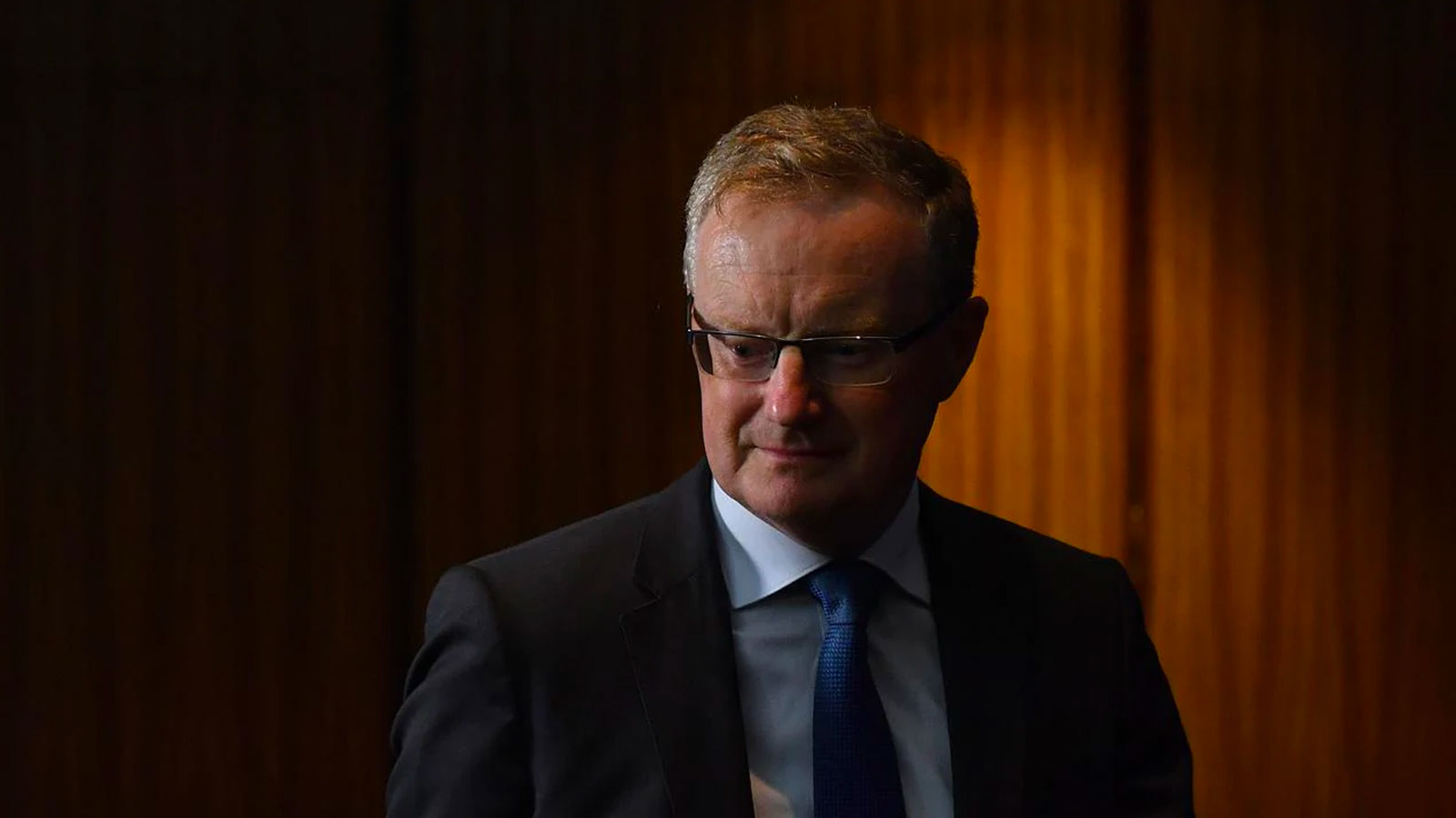 ▲ RBA governor Philip Lowe said getting unemployment down was the bank's central task.