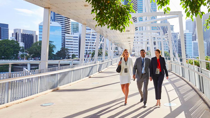 ▲ Brisbane's population is growing so fast - more than 2.3 million people now, with Greater Brisbane tipped to hit six million in under 30 years.