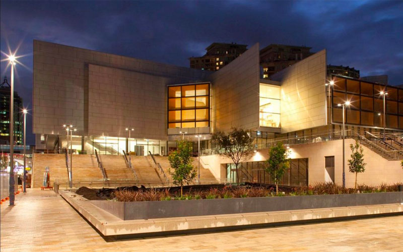 Concourse performing arts hub in Chatswood