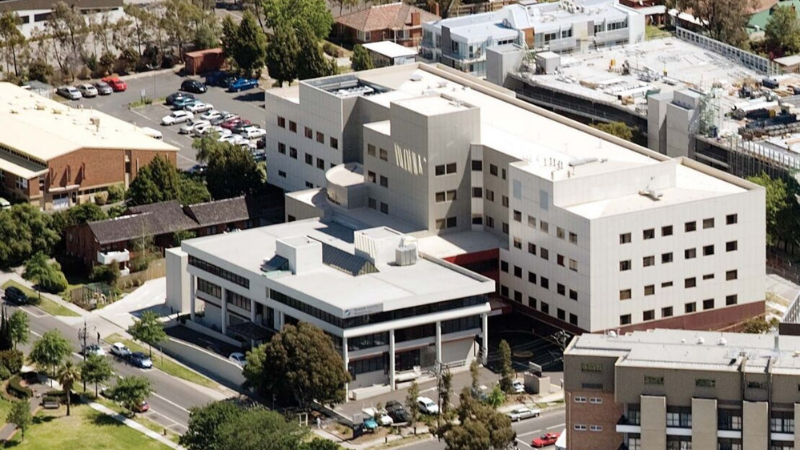 ▲ Northwest acquired a 5300sq m brownfield site next to the Epworth Eastern hospital in Box Hill for $29 million.
