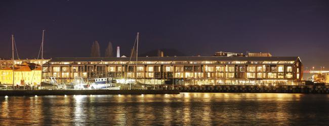 The MACq 01 Hotel. Image: Matthew Farrell