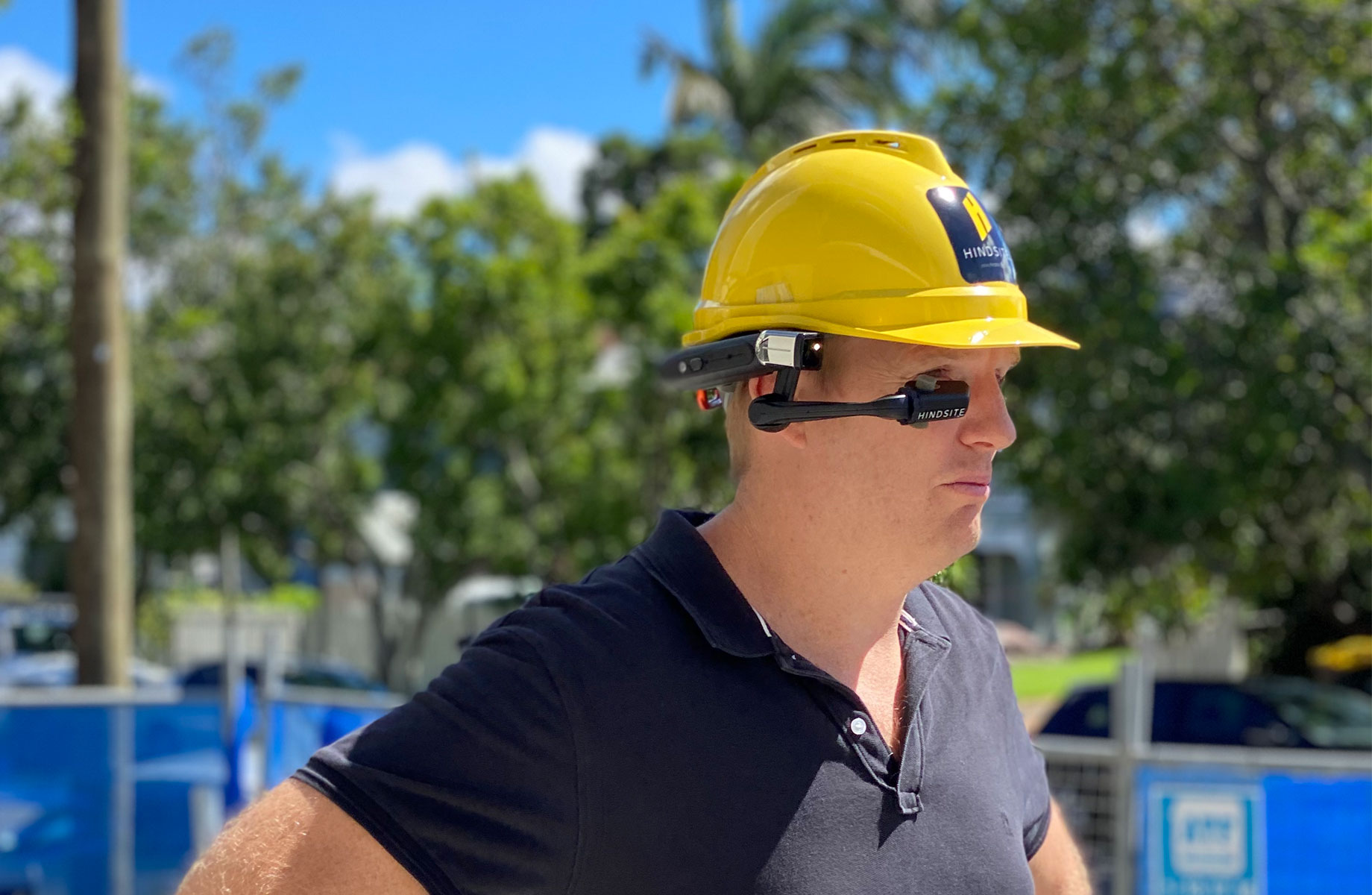 Hindsite Google Glass RealWear Wearable Technology Brisbane