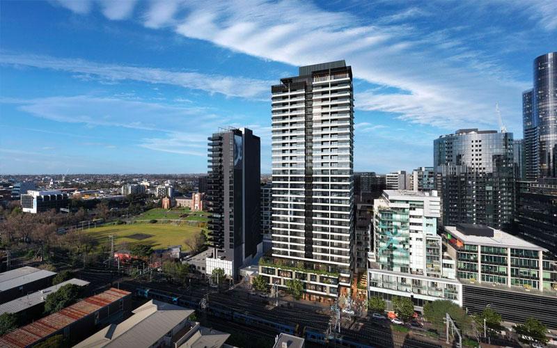 Greystar South Yarra development Melbourne