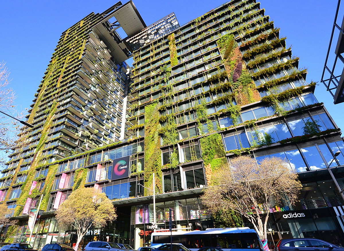 Central Park Sydney Broadway