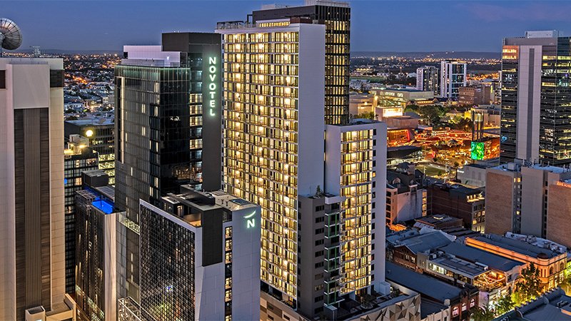▲ Fragrance Group has sold 30 per cent of 388 apartments at its recently-completed NV Apartments in Perth.