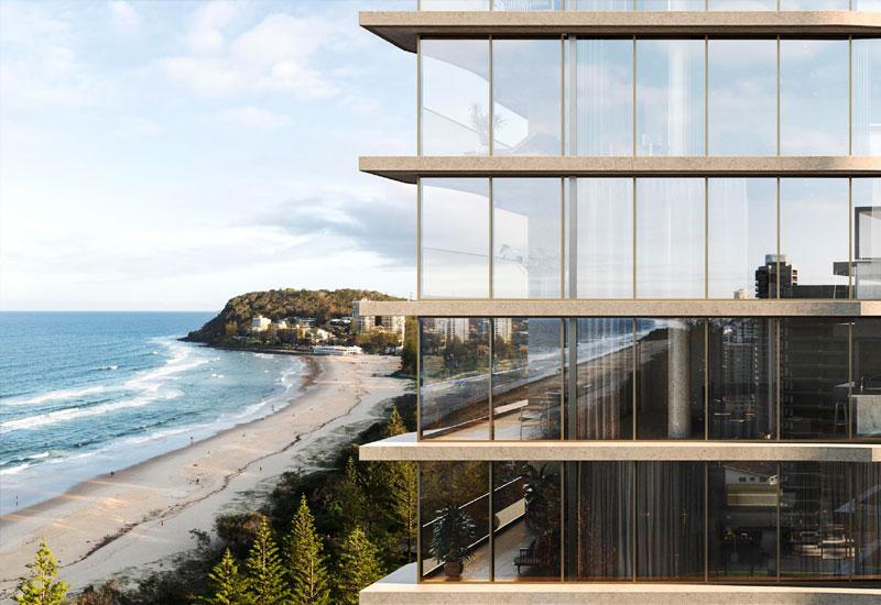 Natura Gold Coast development