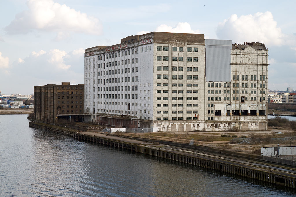 The Silvertown Partnership has approval for about 650,000sq m of residential and commercial space, including 3000 apartments and restoration of the historic Millennium Mills and Silo-D.