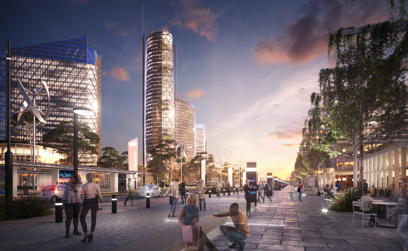 WTC Sydney would inject $13 billion into the economy