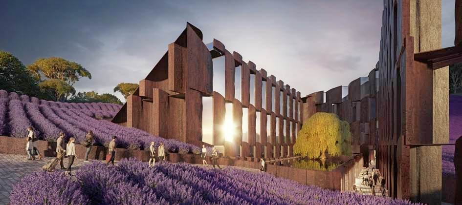 The Barnes Capital Hotel will sit on a 4.5 hectare site.