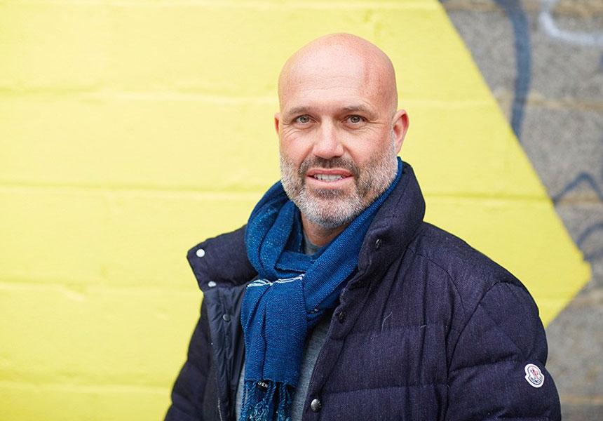 Neometro director James Tutton