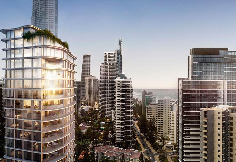 9-11 Thornton Street Jinding development Gold Coast