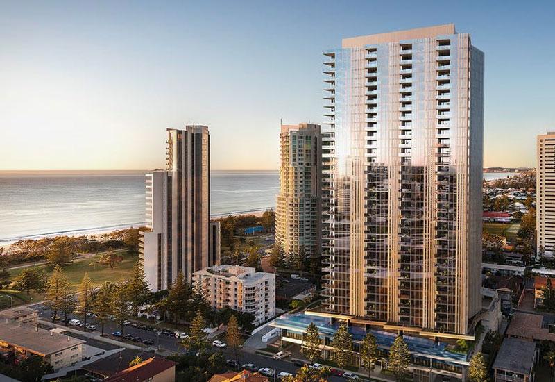Signature Broadbeach Little Projects gold coast development