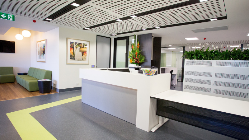 ▲ Icon signed a 10-year lease following the Tennyson Centre acquisition.
