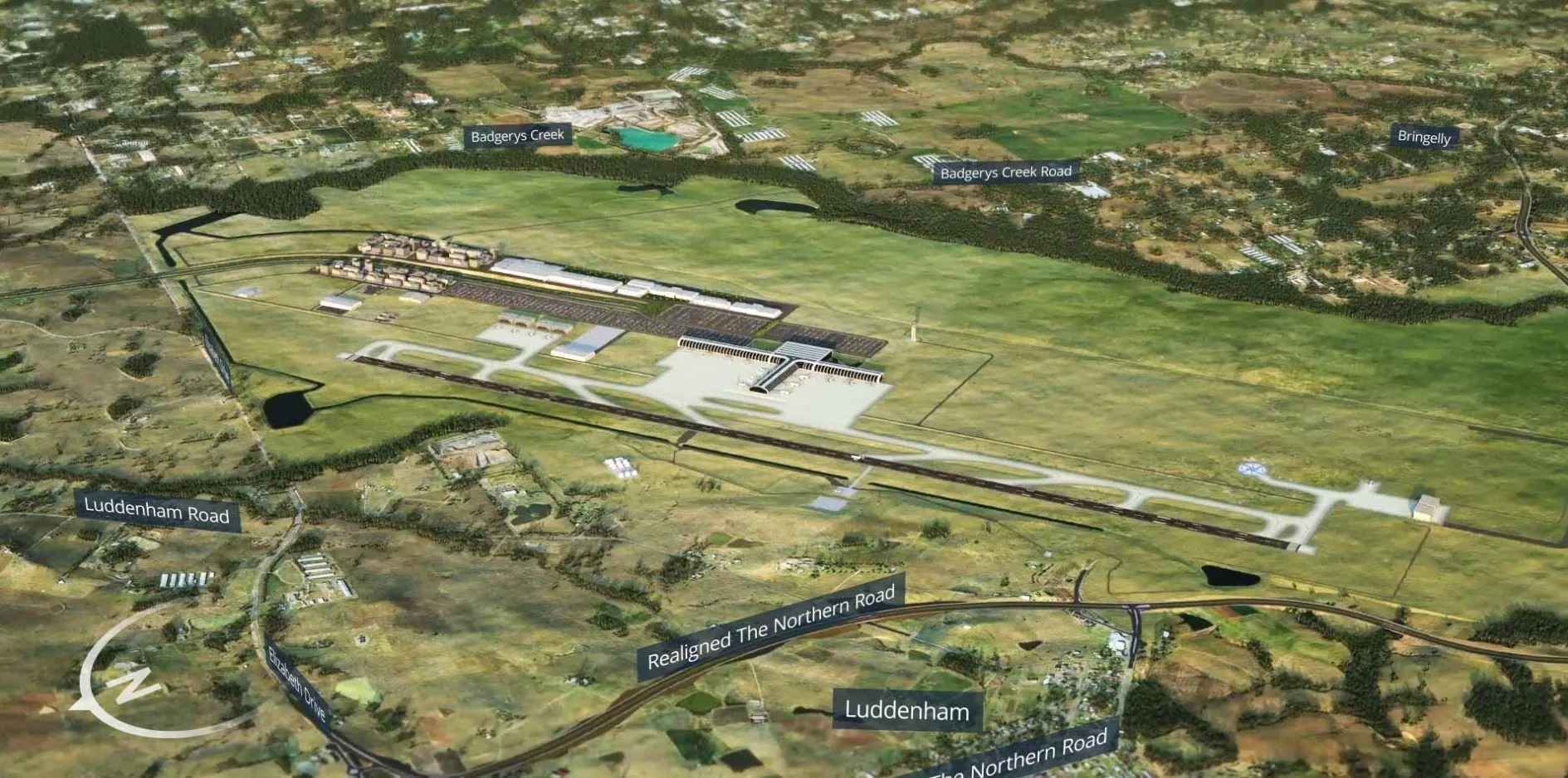 Badgerys Creek Airport