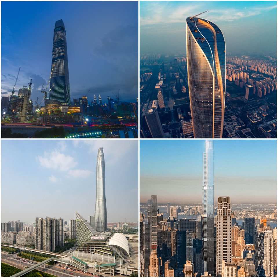 The Council on Tall Buildings and Urban Habitat (CTBUH) Best Tall Building 400 meters and above
