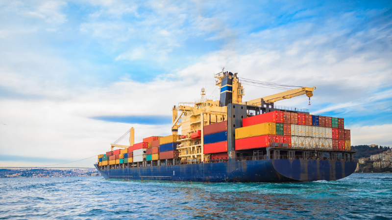 ▲ Freight times on construction materials will be pushed out as ships sit in berth for up to 18 days during industrial action.