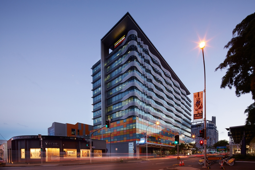 Centuria Metropolitan REIT has acquired the tower at 825 Ann Street in Fortitude Valley.
