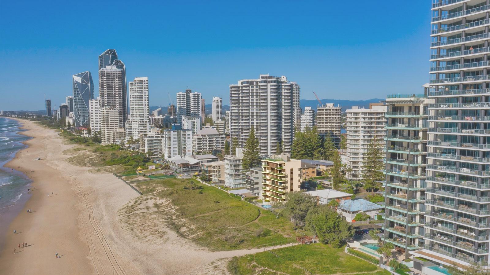 71 Garfield Terrace Gold Coast property transaction.