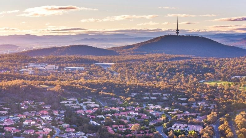 ▲ Canberra currently has the biggest house and unit price gap of the capital city markets, at 74.8 per cent.