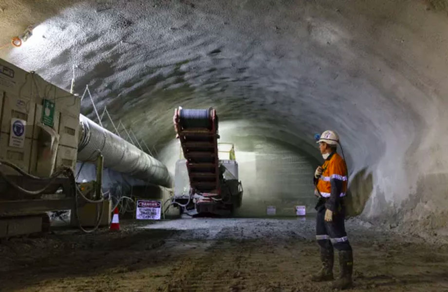 NorthConnex will include a twin 9-kilometre dual-lane tunnel linking Sydney's M1 Pacific Motorway and its M2 Hills motorway.
