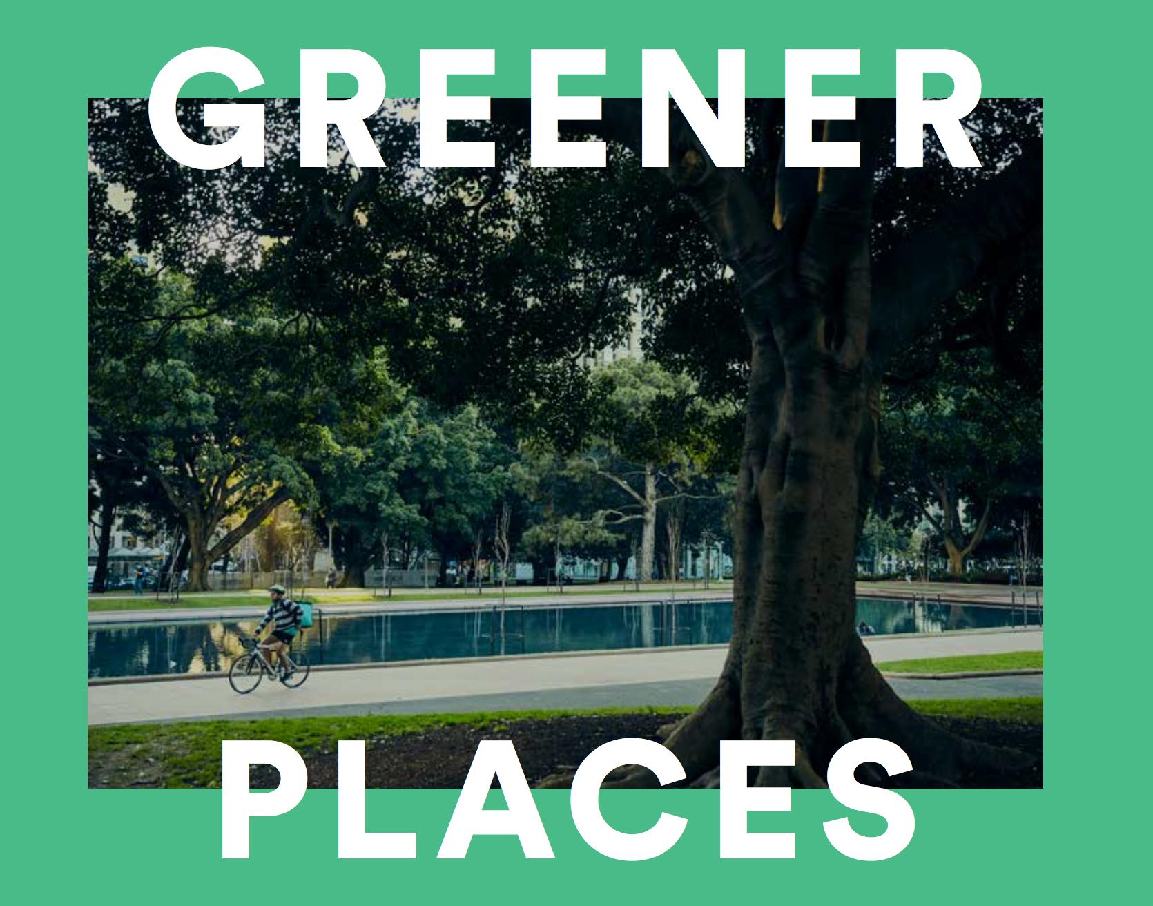 Greener Places