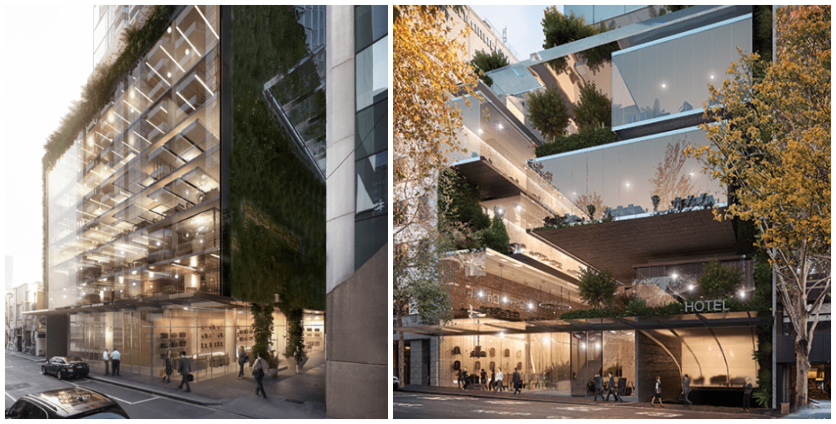 The voco Melbourne Central is due to open in 2020.