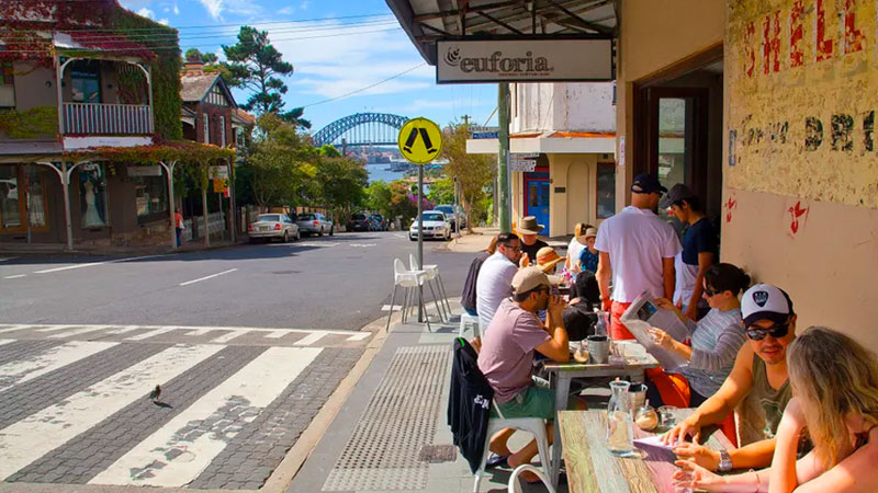 ▲ Home values continue to rise on the back of ultra-low interest rates, stimulus and the nation's adept handling of pandemic. Image: Alamy