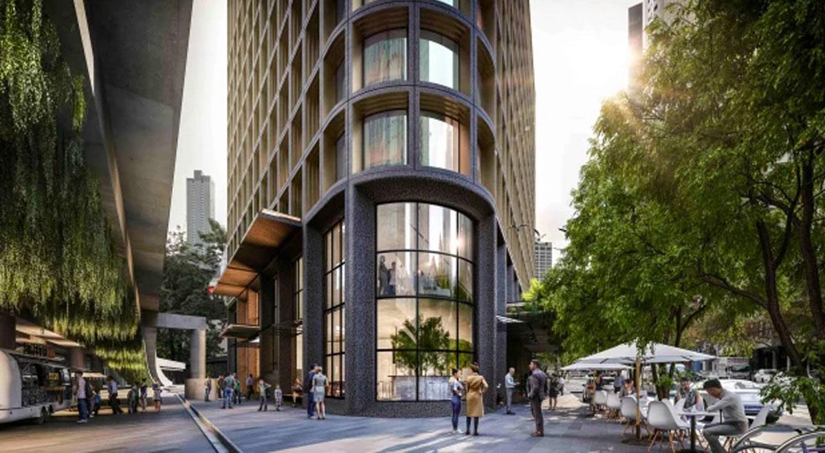 Queensbridge Street tower.