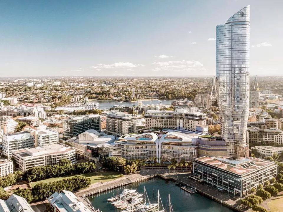 The proposed $500 million Ritz-Carlton Sydney hotel is one of