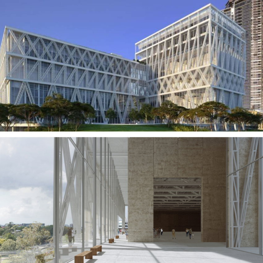 ▲ Powerhouse Parramatta is expected to open late 2024. Images: Infrastructure NSW