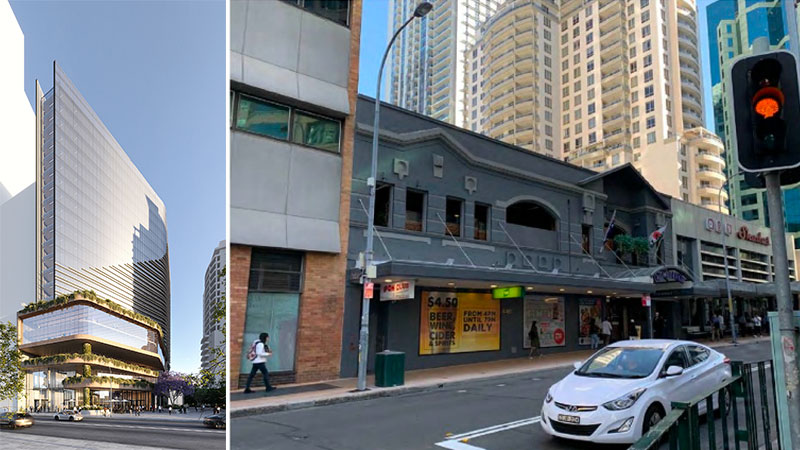 ▲ Chatswood RSL is seeking a joint venture partner to redevelop its existing Victoria Avenue site.