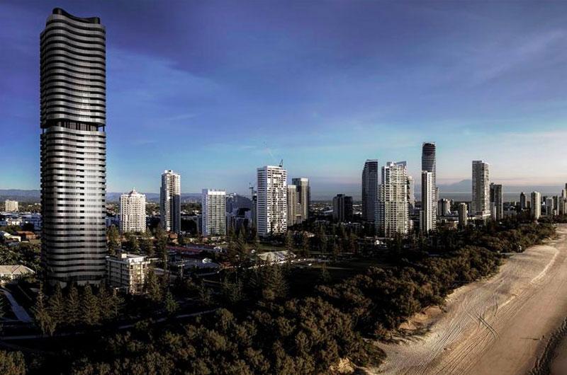 272 Hedges Avenue Sunland Group Gold Coast development project