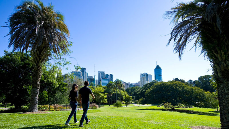 ▲ The new 42 hectare park will be more than double the size of City Botanic Gardens in the CBD. Image: Visit Brisbane