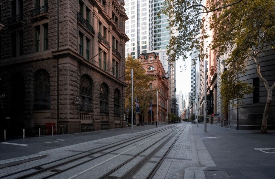 ▲ There's nothing worse than a dead city after hours, says the Property Council's NSW executive director Jane Fitzgerald.