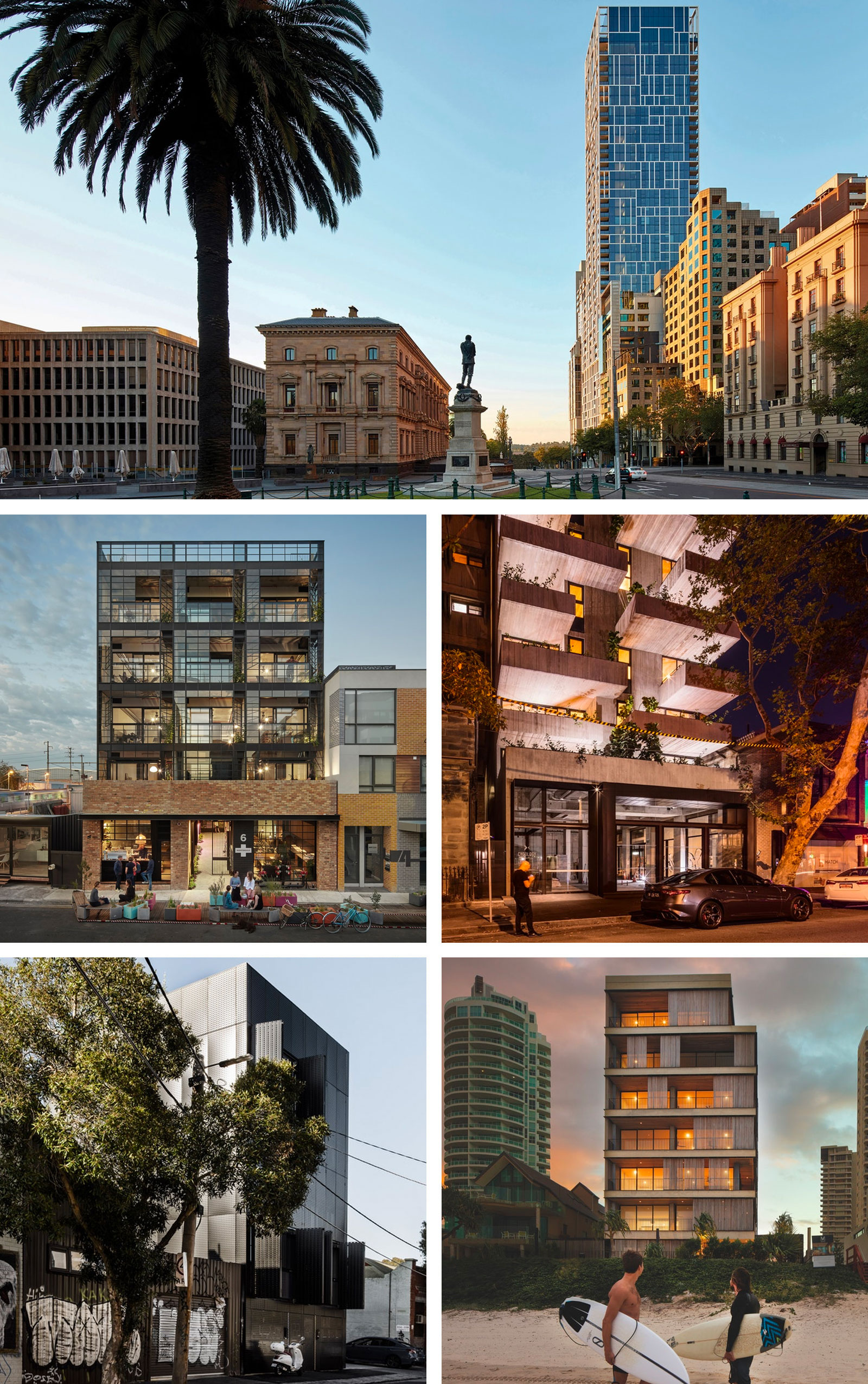 Australian Architecture Awards - Residential Architecture – Multiple Housing