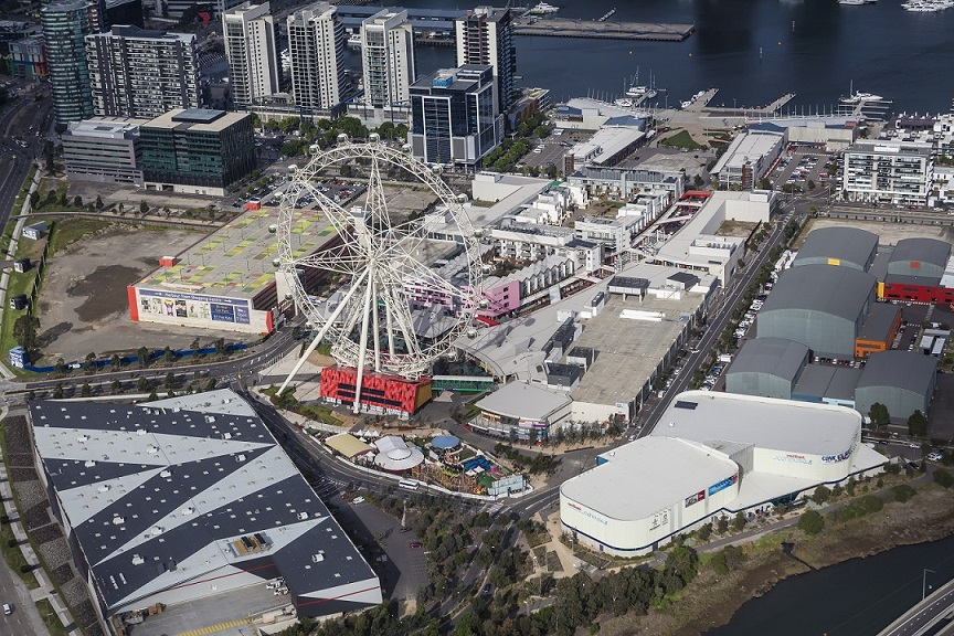 Construction will kick off this week on a new fresh food precinct that will replace two levels of a seven-level car park adjacent to the Harbour Town mall.