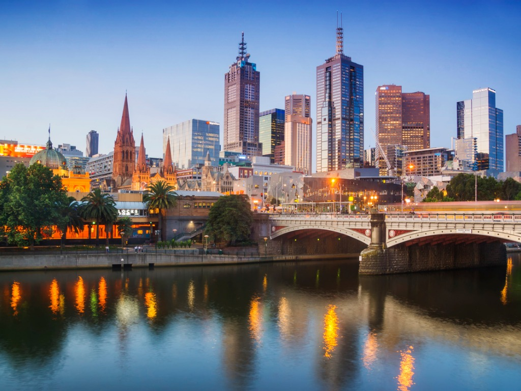 Melbourne is the second most expensive construction market in Australia.