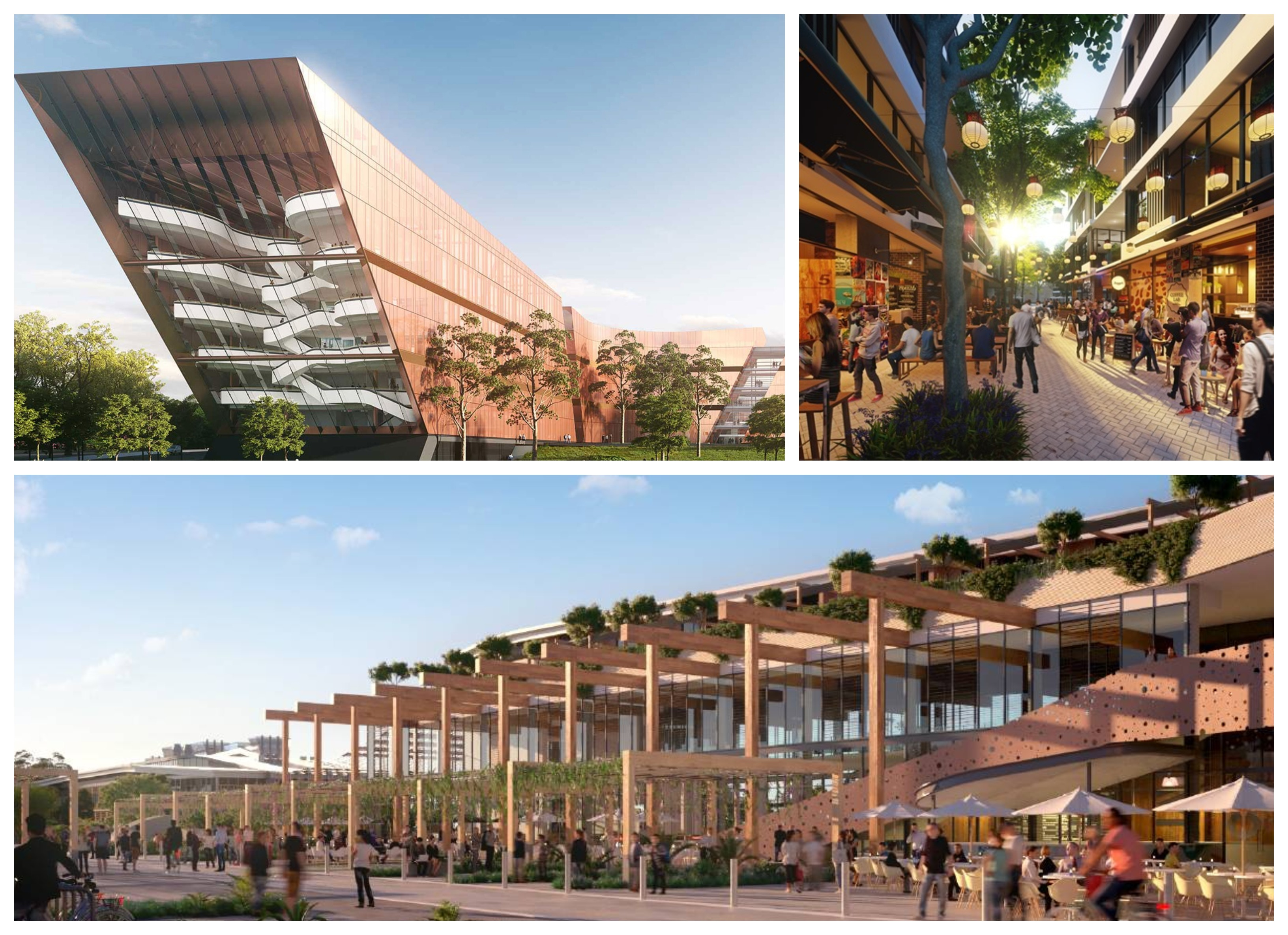 Plans for the $5 billion Sydney Science Park in Luddenham, roughly 42 kilometres west of Sydney CBD.