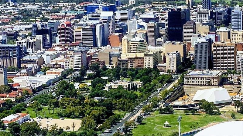 ▲ Large projects will drive employment and rent in Adelaide.