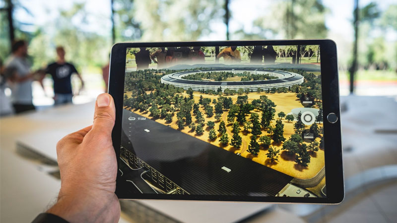 proptech being used on iPad Pro