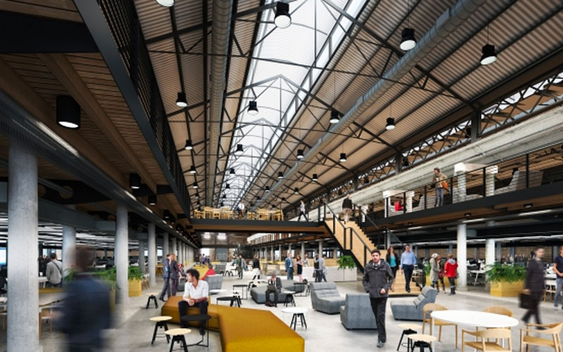 Plans have been approved for Mirvac to redevelop the heritage-listed Locomotive Workshops.