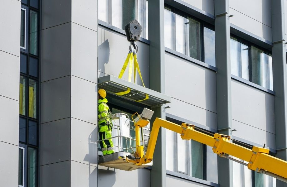 ▲ The remediation of cladding deemed dangerous has, in Australia, been far from a clear-cut process so far.