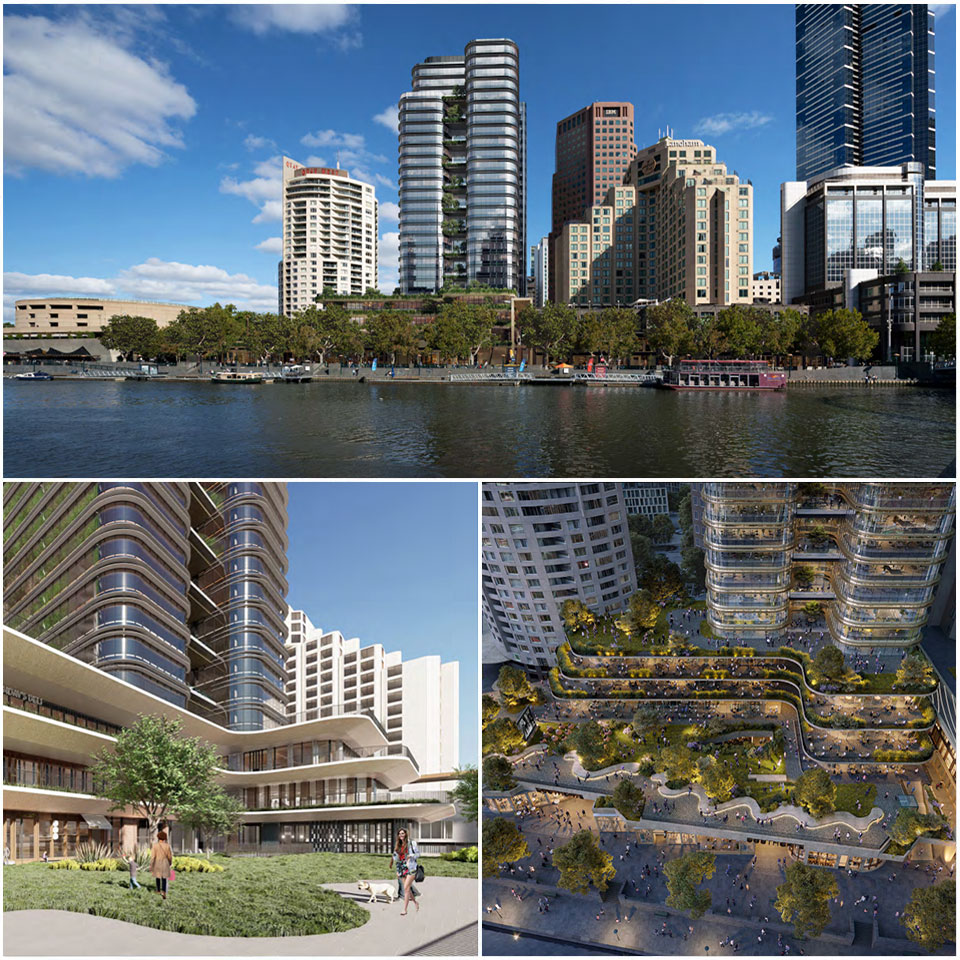 ARA's $800m Office Plans for Southgate Win Council Support