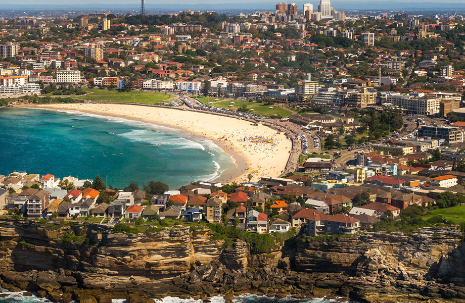 """The correction in Sydney is forecast to have largely passed by 2020, but home value growth will be """"far from the lofty gains"""" of recent years, Moodys Analytics says."""