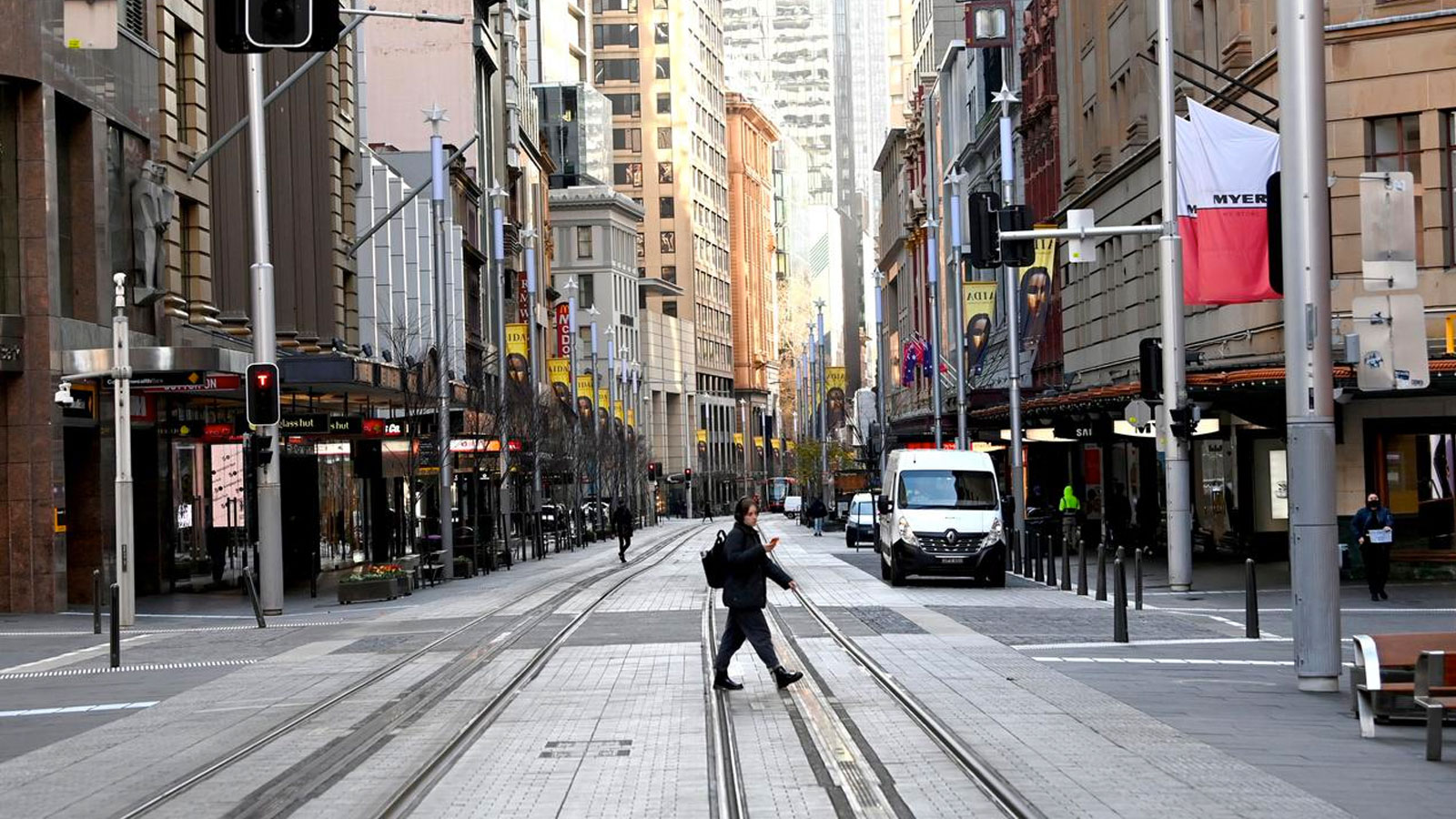 ▲ The retail vacancy rate across Australia's major CBD's has risen amid the fallout from the global pandemic and an increased shift to online retailing.