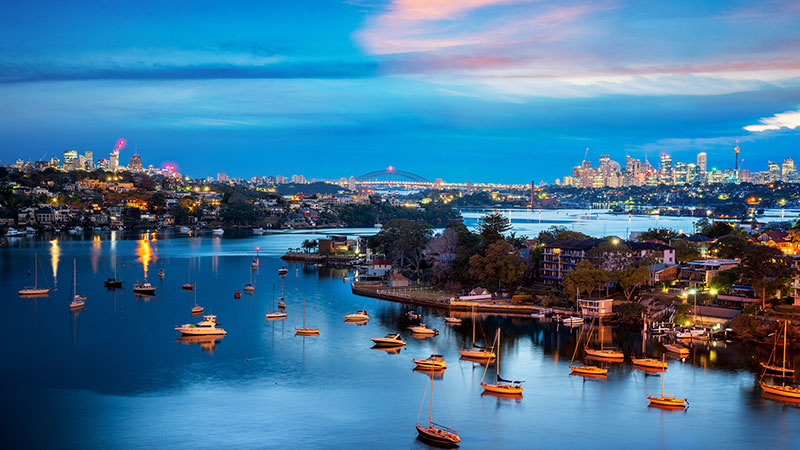 ▲ Sydney, which dropped 24 places to 97th place, is the only Australian city in the top 100 most expensive locations, the ECA index found.