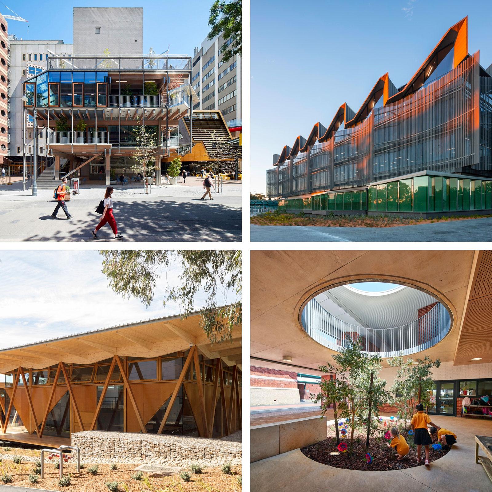 Australian Architecture Awards - Educational Winner