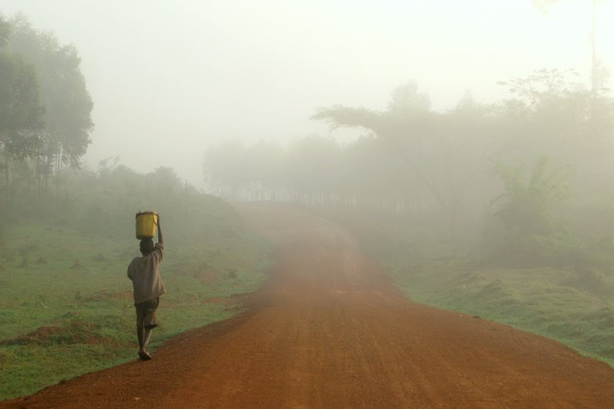 Imagery from Stanescu's research in Africa - image courtesy of Iwan Baan