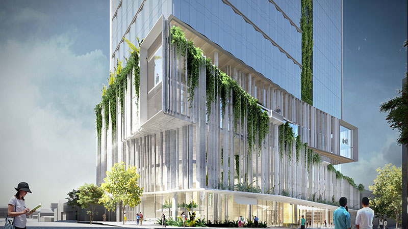 Construction at 895 Ann Street will commence mid-next-year.