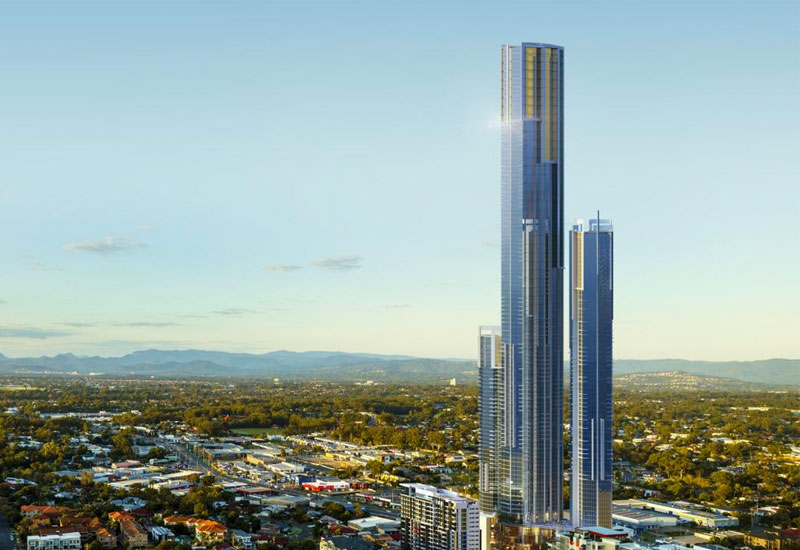 Imperial Square Gold Coast development project